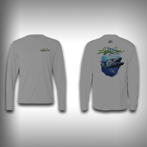 Lega Sea Fishing Team Performance Shirt - Fishing Shirt