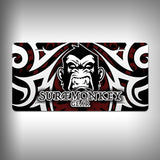Custom License Plate / Vanity Plate with Custom Text and Graphics Aluminum - SurfmonkeyGear  - 3