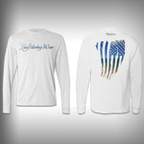 Surfmonkey OceanWear™ Performance Solar Shirt - USA - SurfmonkeyGear