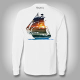 Surfmonkey OceanWear™ Performance Solar Shirt - Ship