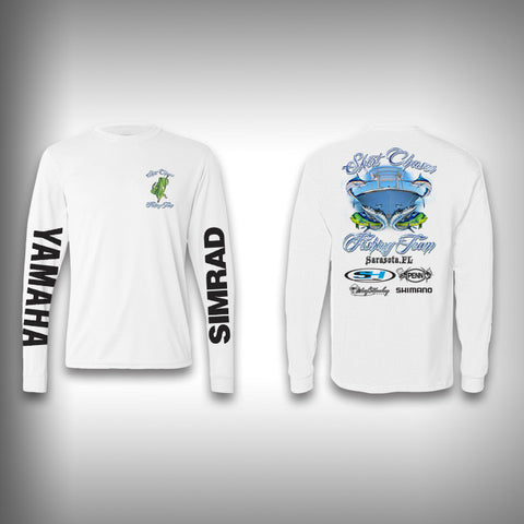 Skirt Chaser Fishing Team Shirts - Performance Shirt - Fishing Shirt - SurfmonkeyGear
