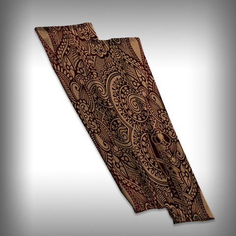 Henna Tattoo Compression Sleeve Arm Sleeve - SurfmonkeyGear