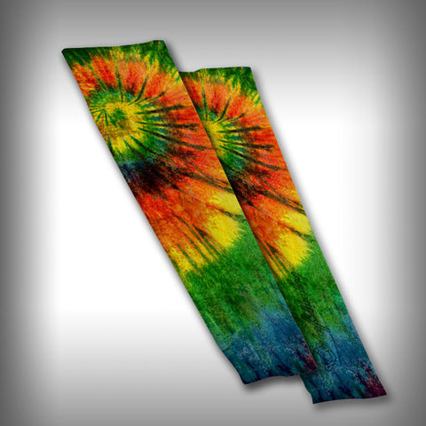 Tie Dye Compression Sleeve Arm Sleeve