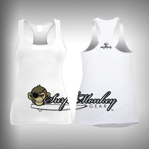 Surfmonkey - Womens Tank Top - SurfmonkeyGear  - 1