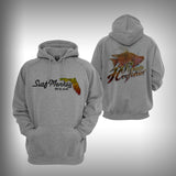 Graphic Hoodie Sweatshirt - Hog Fish - SurfmonkeyGear  - 1