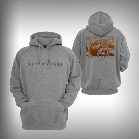 Redfish Graphic Hoodie Sweatshirt - SurfmonkeyGear