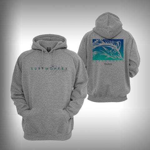 Sailfish Graphic Hoodie Sweatshirt - SurfmonkeyGear