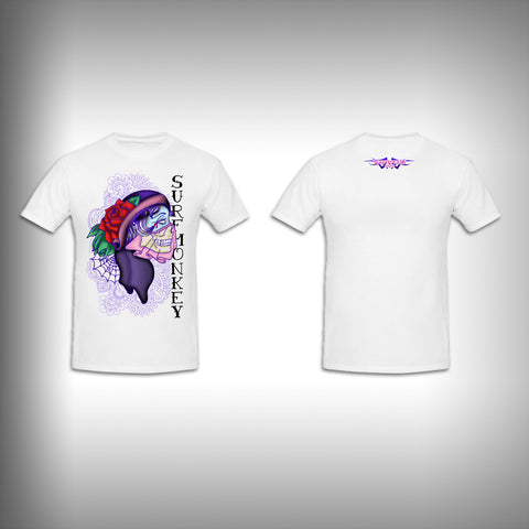 Unisex Tshirt Custom Full Color Graphics - Gypsy - SurfmonkeyGear