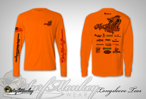 McAttack Fishing Team Shirt