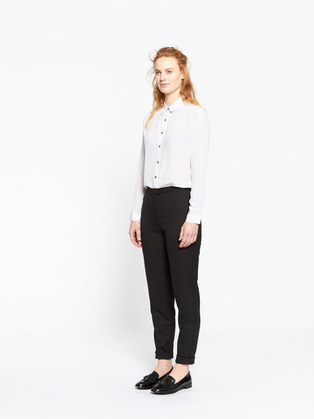 Slim suit trouser