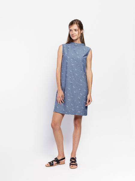 Margherita tube neck dress
