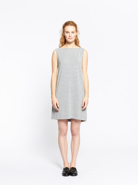 Claire shift dress