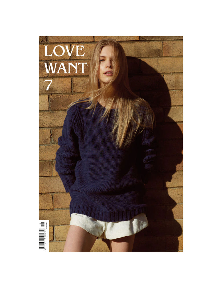 Issue 7 Love Want