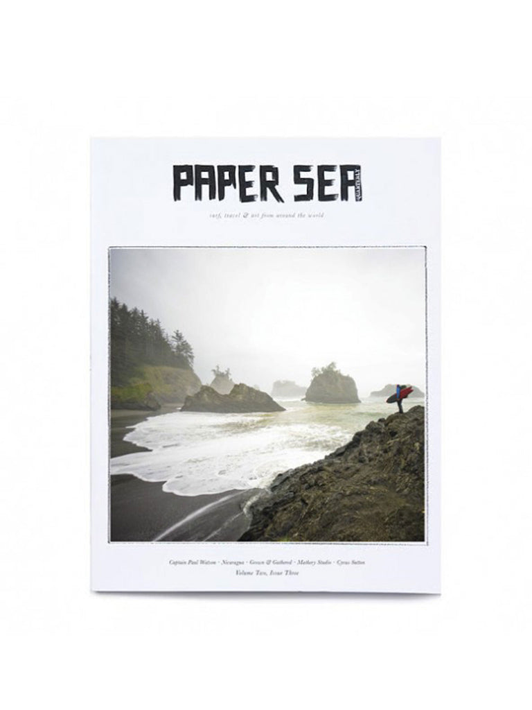 Papersea Quarterly