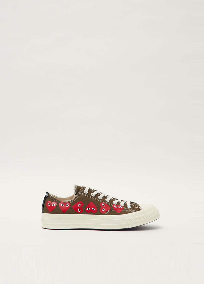 K117 Chuck Taylor Low Off White