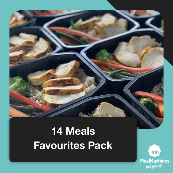 14 meal Favourites Pack