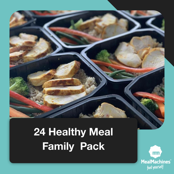 24 Meal Healthy Family Pack
