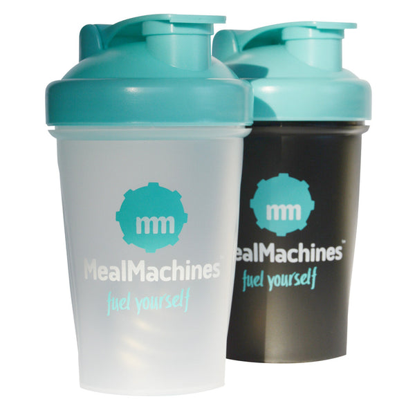 Meal Machines Shaker Bottles