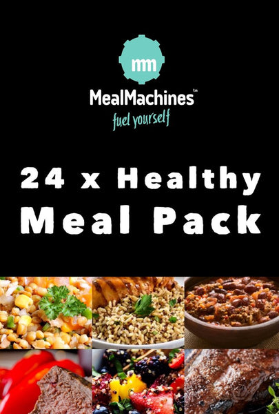 Healthy Family Pack -  Build A Box Meal Pack - Weekly Meal Plan