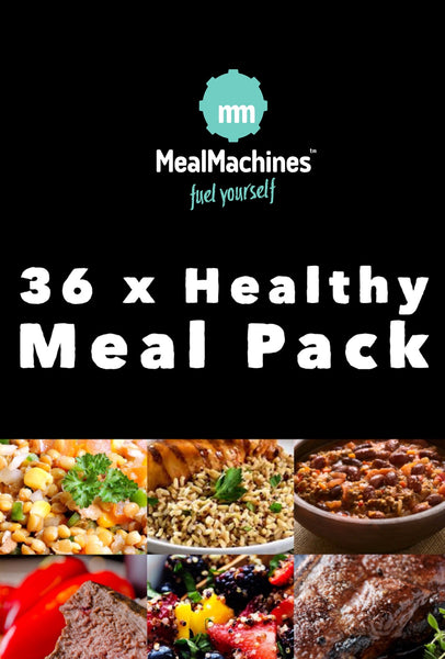 36 Meal Healthy Family Pack