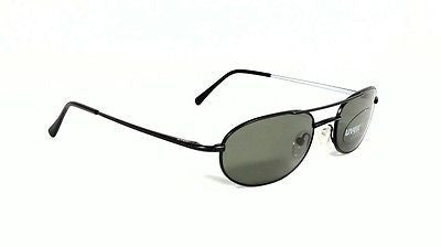 Uvex Elite EL15K01 Retro Square Aviator Black Vintage Gray Glass Polarized lens