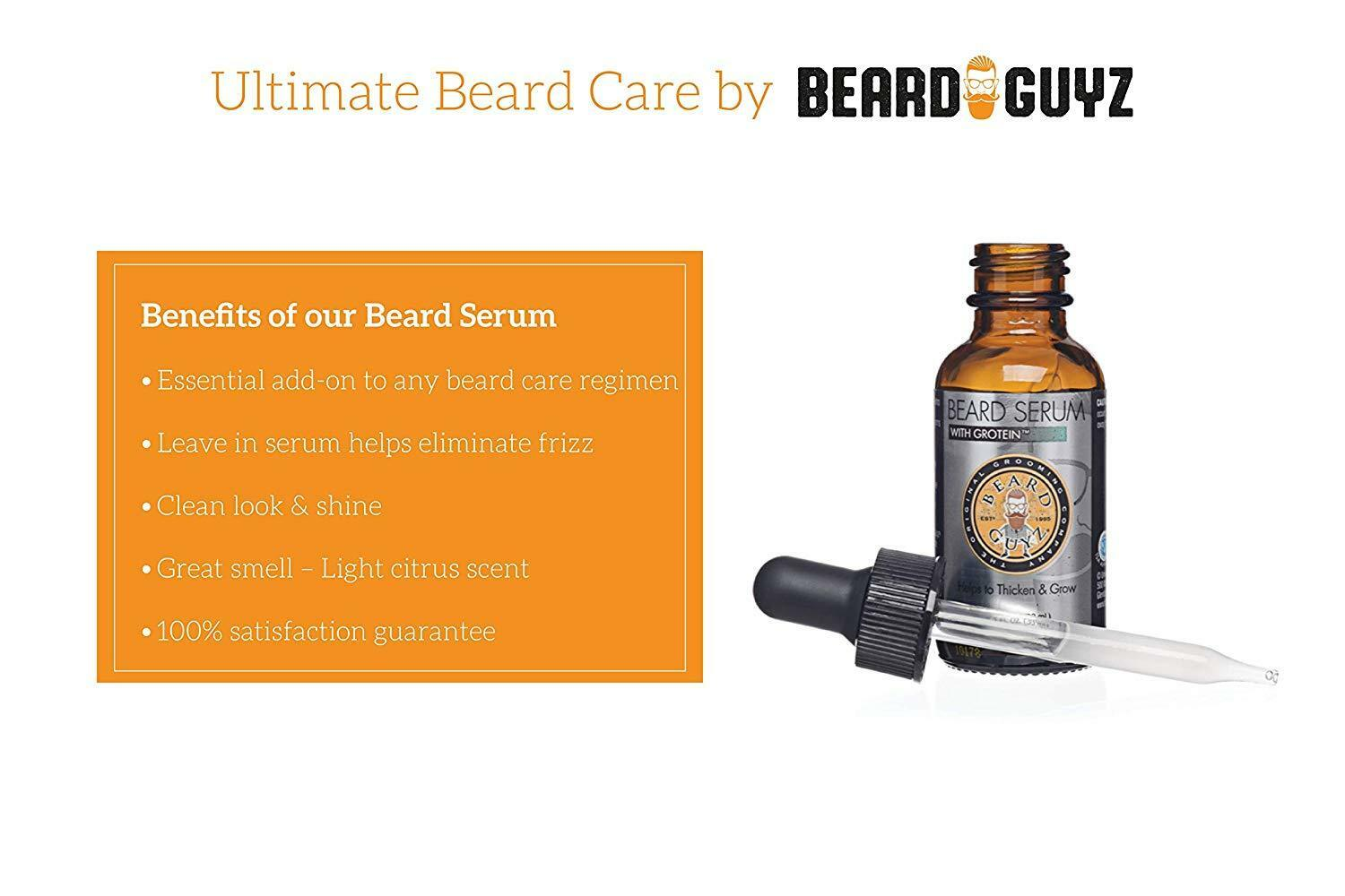 Beard Guyz Beard Serum with Grotein