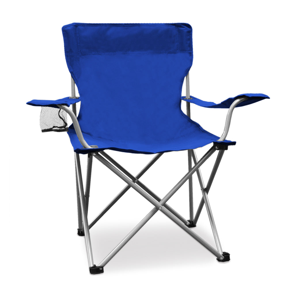Deluxe Adult Quad Tailgate Chair Camping Portable Chair by Chaby Intl