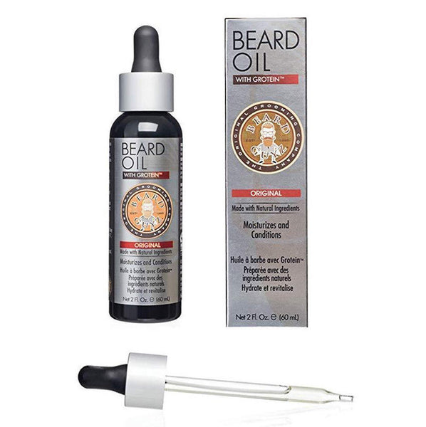 Beard Guyz Beard Oil with Grotein - Original Scent