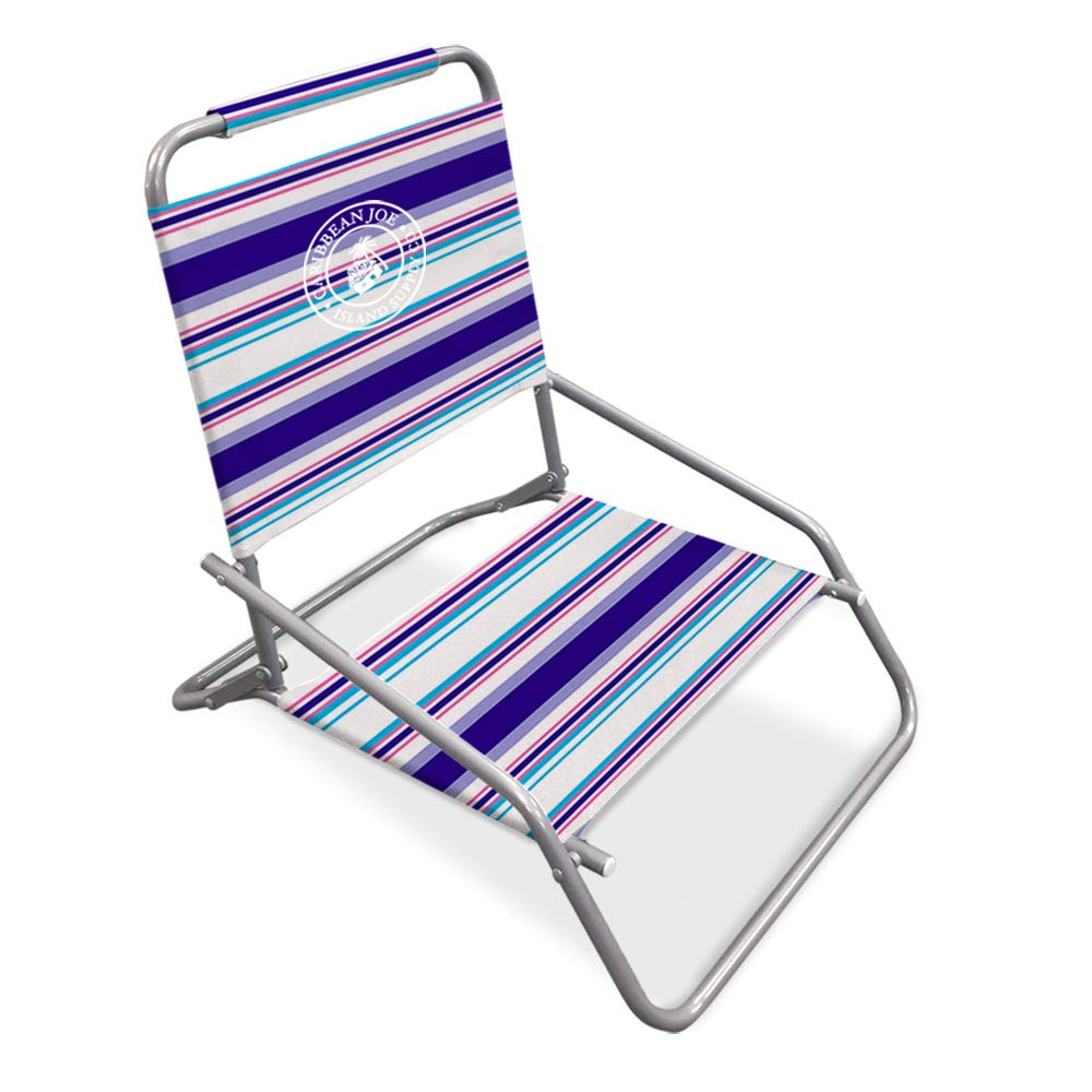 Caribbean Joe Basic Folding Beach Chair