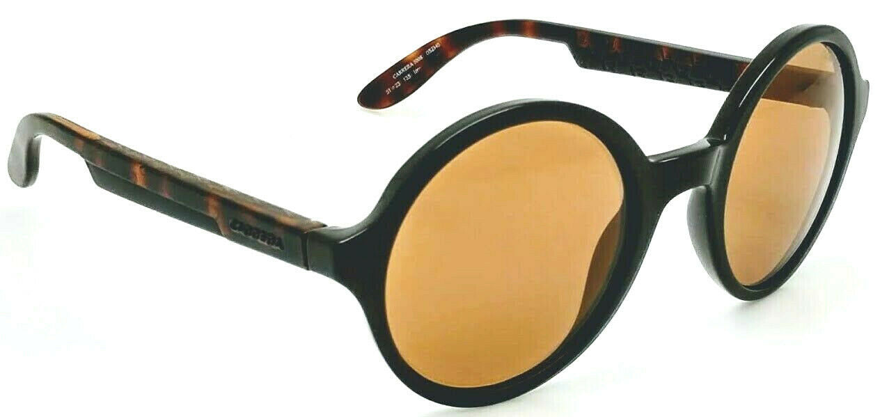 Carrera 5008-S Brown Tortoise frame with Brown lens Gold Mirror NEW