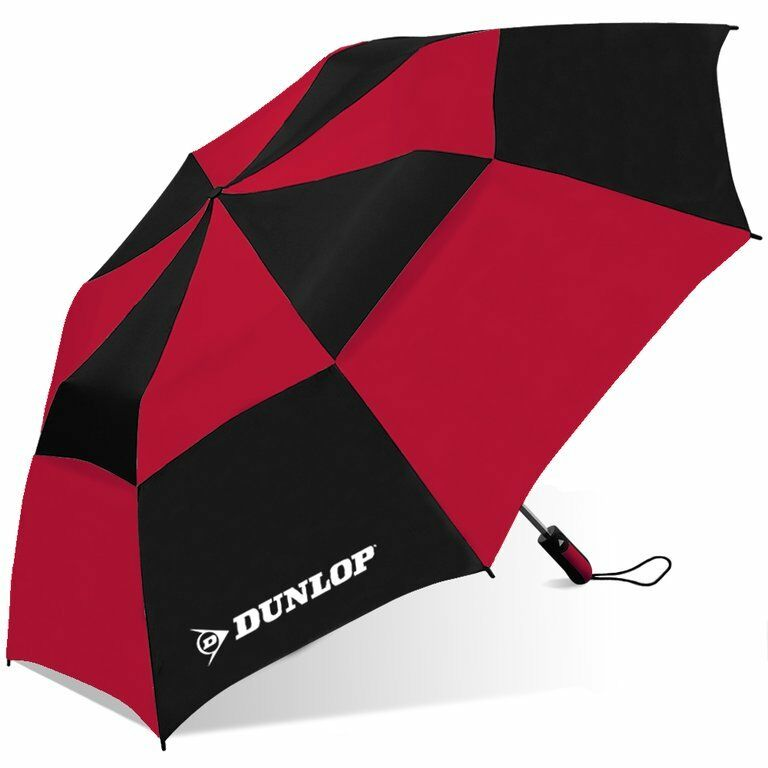 "Dunlop 56"" Double Canopy Folding 2-Person Umbrella"