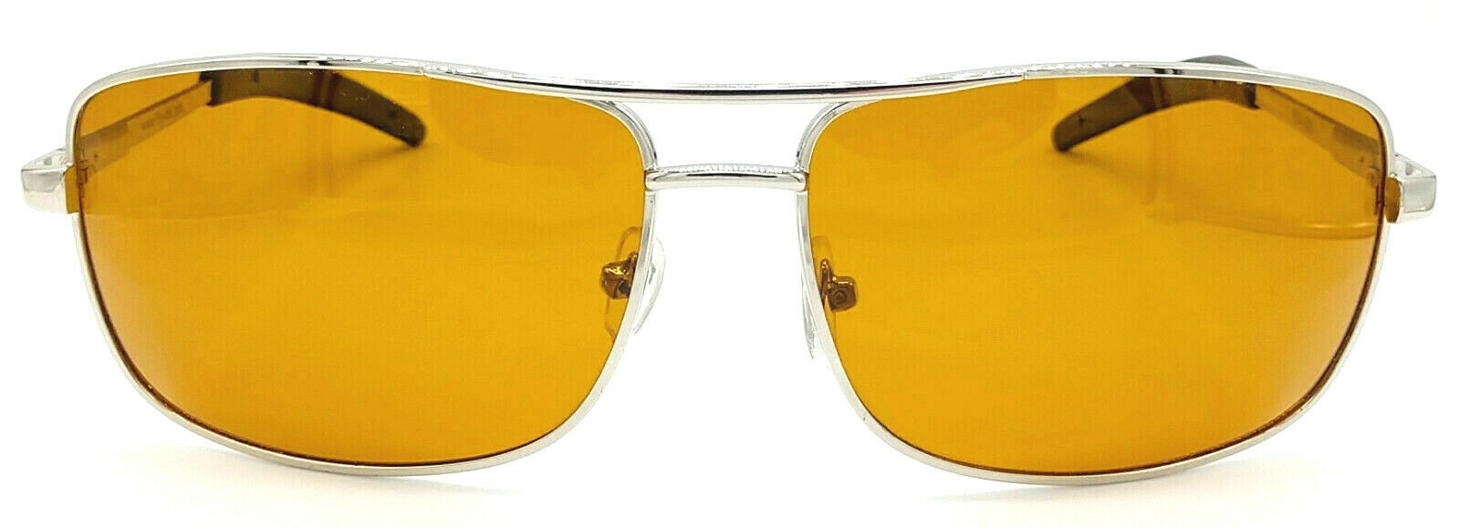 FLY-DEF High-Definition Polarized Fishing sunglasses Gold Lens Metal Rectangle Aviator