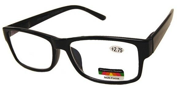 Multi-Focus Reading Glasses