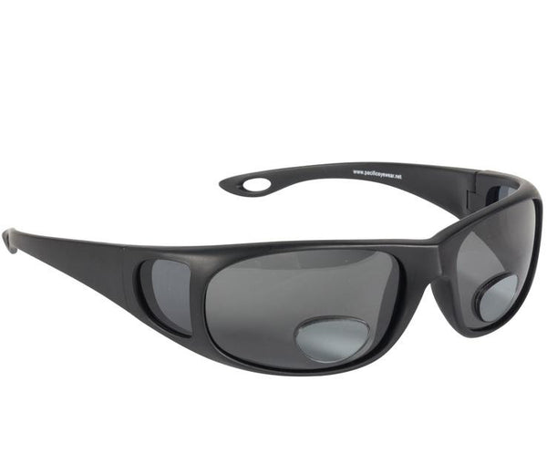 KnotMaster Rogue Polarized Bifocal Fishing Sunglasses Readers unisex Sports