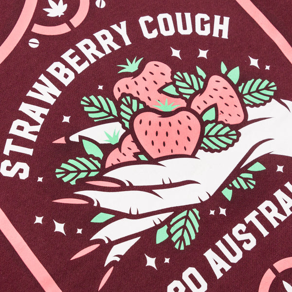 Strawberry Cough Hoodie