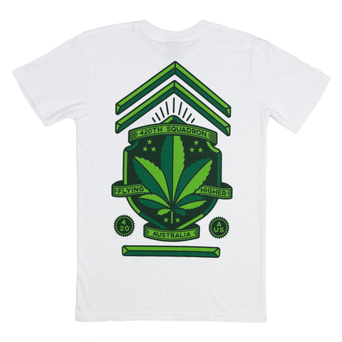 420th Squadron - WHITE