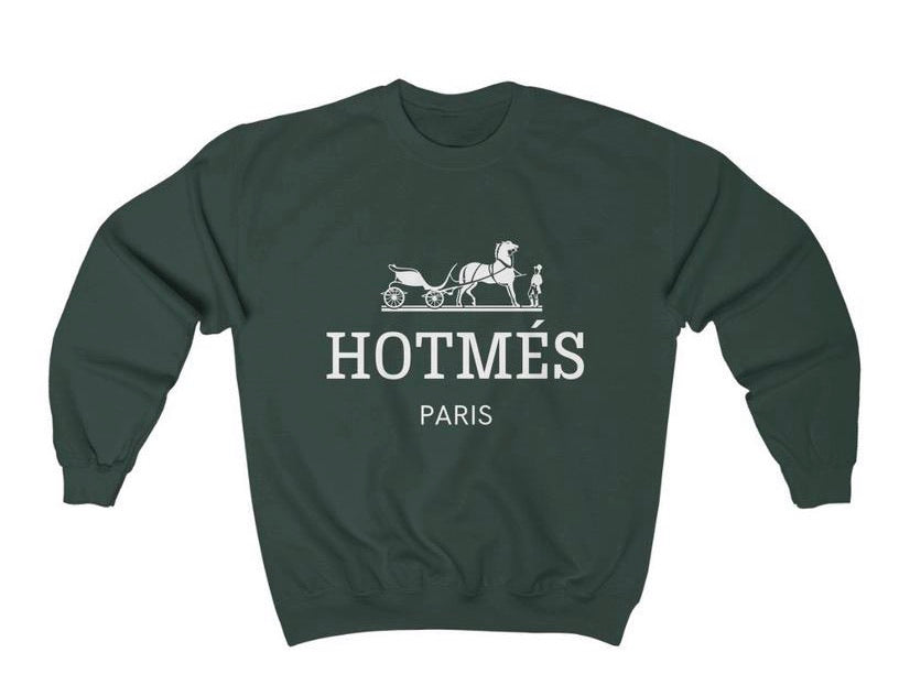 Hot Mess Fashion Sweatshirt