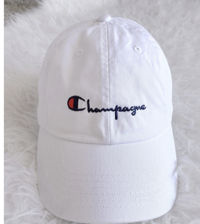Champagne Hat / Brunch Hat