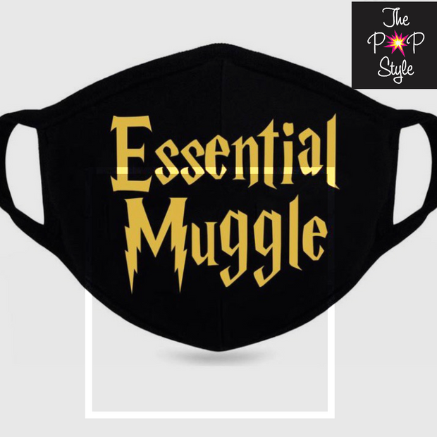 Harry Potter Mask / Essential Mask / Essential Muggle Mask