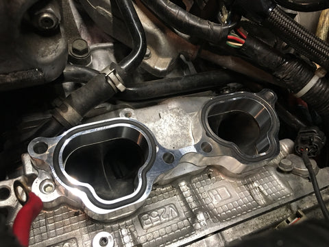 Aluminati 19mm Billet NA/JDM Manifold Spacers