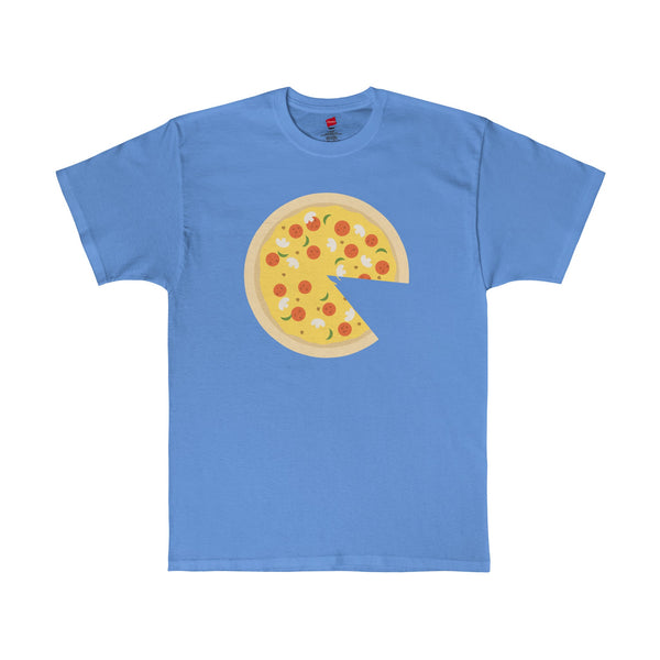 Pizza Missing Slice Tee Mommy / Daddy &'Me Coordinating T-Shirt