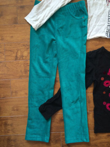 The Children's Place NEW $68 Girl's Tops, Jeans & Pants 4-Pc Lot - Sz Small 5/6 - Swanky Bazaar - 2