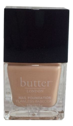 Butter London Nail Foundation Flawless Base Coat 6.0 ml / 0.2 fl oz - Swanky Bazaar