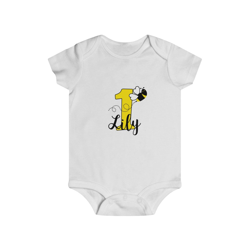 Lily Infant Rip Snap Tee