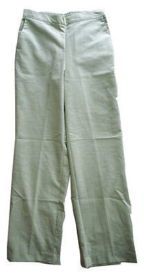 NEW $46 Alfred Dunner Stretch Cotton Blend Pants, Spearmint Green - Size 8P - Swanky Bazaar - 1