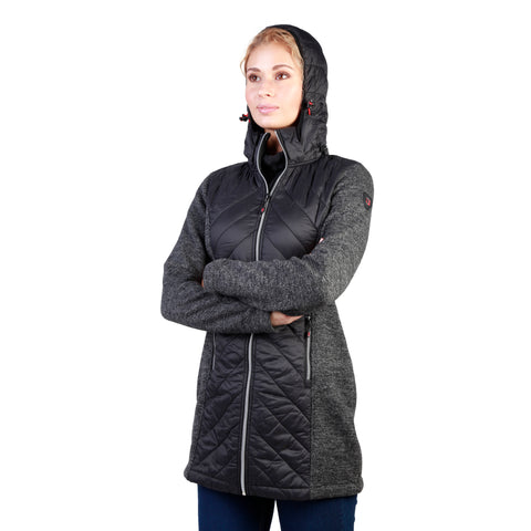 Geographical Norway Tally Women's Black Jacket