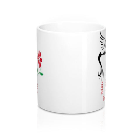 Think and Wonder... by Dr. Seuss - Hummingbird Art Coffee Mug 11 or 15 oz.