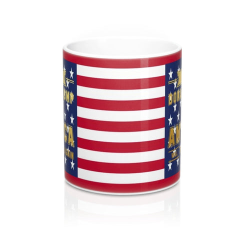 2016 Donald Trump America Will Be Great Again Coffee Mug 11 or 15 oz.
