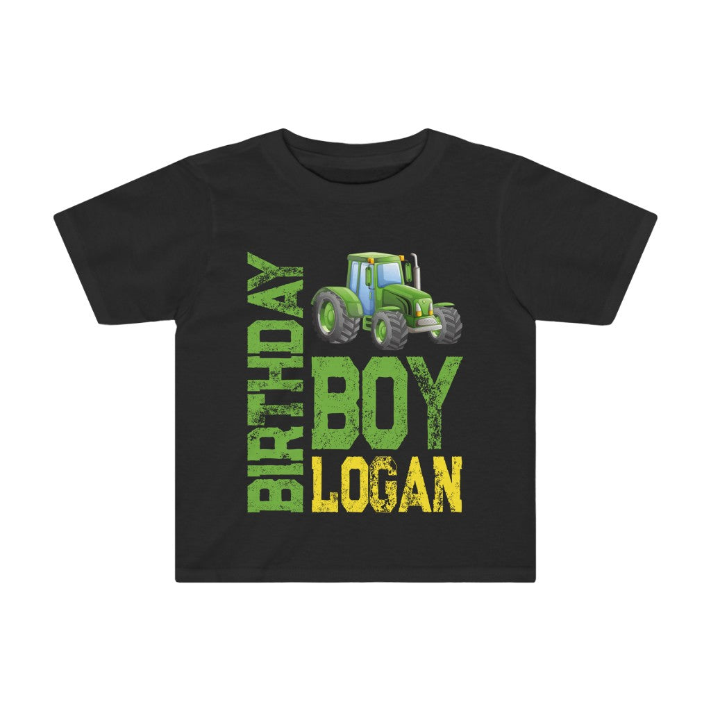 Logan Theisen Custom Kids Tee