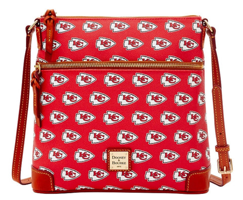 Dooney & Bourke NFL Kansas City Chiefs Red Crossbody Bag